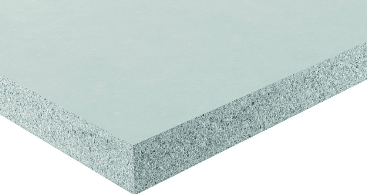 beton leger isolation